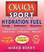 Image of Ola Loa Mixed Berry SPORT packet