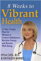 8 Weeks to Vibrant Health book cover